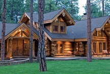 Rustic and Lodge