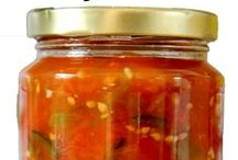 All Food Preservation / Ways to store, can & preserve foods