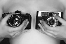 Cameras <3 / by Elo Carreón