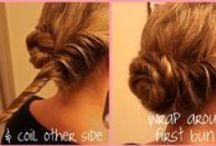 Hair Dids / by Julianne Plewes