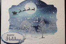 Cards-christmas / by Diane LaRock