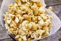 Popcorn / by Carol Jacobs
