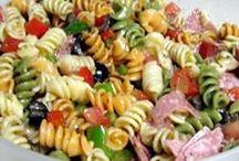 Pasta Salads / by Carol Jacobs
