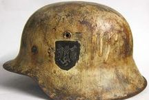 German Helmets / WW2 & WW1 German Helmets
