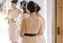 Bridesmaid Dresses / by Julianne Plewes