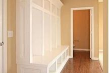 """Dream Home - Entry Ways and """"Mud"""" Rooms"""