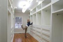 Dream Home - Closets