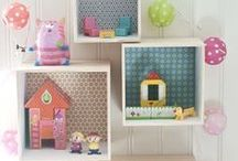 - Kinderzimmer - / Inspirationen zur Einrichtung vom Kinderzimmer.