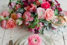 Fabulous Flowers / We love flowers. Here are some pics of our work and pins we liked.