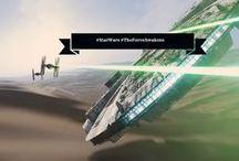 #StarWars #TheForce Awakens / The Saga Continues-#StarWars #TheForceAwakens ...The Dark Side, A Jedi.......they're real............