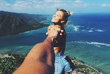 ☯☼ Hawaii Vibes ☼☯ / by Kelsey Johnston
