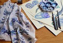 Pattern Design / Favorite patterns and designs for DIY home decor, drawing, and artwork.