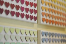 Paint Chip DIY Art/Home/Holiday Ideas / by Teria Wichman Prestarri