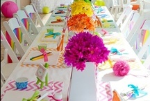 Parties, Cakes, and Tablescapes