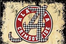 Bama Items / by Montie Norsworthy