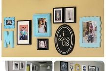 Wall Decor and More  / Cool things to hang or place around the home or just plain great sayings.   / by Montie Norsworthy