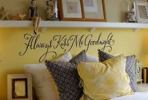 DIY Decorating Designs / by Montie Norsworthy