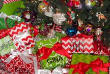 wrapping / by Montie Norsworthy