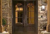 Welcoming Doors / by Cheryl B.