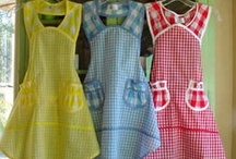 "Appealing Aprons / ""someday"" I am going to start making aprons... this board is for inspiration purposes :->"