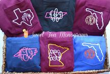 Applique Embroidery / by Montie Norsworthy