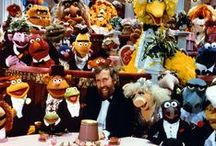 We LOVE the Muppets! / always have. When we first got married, we scheduled our life AROUND when they were on. There weren't VCR's, U-Verse recording box's, etc., back then...