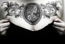 Tattoos  / by Ciara Feltner