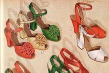 Epic Heels / Vintage shoes for all occasions.  / by Alex Sandra