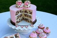 More fun to eat or make? Beautiful desserts!