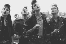 Greasers / Inspiration for upcoming Greaser shoot... / by Mikel Sessions