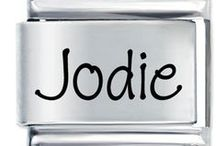 Jodie / by Letty Beerly
