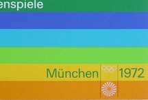 Olympic Games Munich 1972 / Otl Aicher's design for the Olympic Games - still glorious!