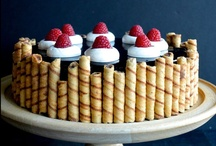 Desserts / Cakes, Cookies, and All Dessert Recipes / by Tricia Gillespie