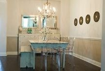 dining room  / by Kristie Wirth