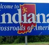 Indiana, my birth state / I was born a Hoosier, became a Michigander at age 5. LOVE Michigan!!! But we went 'down home' frequently during my youth to see all of my relatives and during those visits there were certain things about Indiana I grew to love too. This board is for some of those things.
