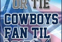 Cowboys Forever! / When I first came to California, people here seemed to think I should switch my loyalties to the Rams... AS IF! Hey, Cowboy fans are fans for life. Get used to it!    The first game I ever went to was on September 24, 1960, against the Pittsburgh Steelers at the Cotton Bowl. It was  their first official game, which I didn't realize at the time. The Cowboys lost, which is probably why I have hated the Steelers for my entire life! LOL!