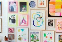 Gallery Wall / by Tricia Gillespie