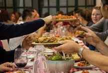 Supperclub food / pop ups and supper clubs around the world