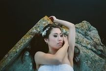 Sutro Bath Wedding Inspiration Shoot / by Ju.Lee Collection