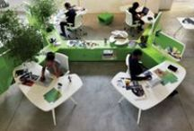 office spaces / by Aamrapali Singh