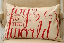 Pillow Talk / Ideas for sewing pillows / by Montie Norsworthy