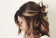 jubas / Para aqueles famosos 5 min:  Cortes, tinturas e penteados para o cabelo ;)