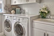 For the Home: Mudroom & Laundry / by Jamie Lesch