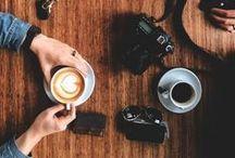 cafeina na veia / cafezinho e/ou cafezão