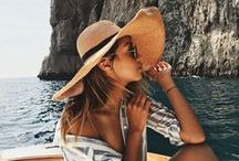 Seguuuura peão! / Chapéus para curtir a cidade, o campo e a praia ;)