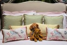 Decor & other Soft Furnishings / Custom made scatter cushions, night frills, duvet covers, sheets, bed spreads / quilts, throws, table cloths etc..