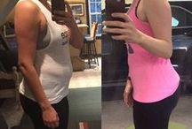 Fitness Before and Afters. / Photos, stories, and results from my challenge groups
