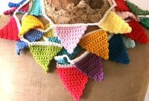 Arts & Crafts - Crochet & Loom / by Marie E