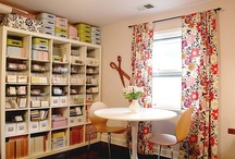 Craft Room Fun / by Marie E