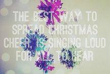 ~Christmas Cheer~ / by Kady Bowman